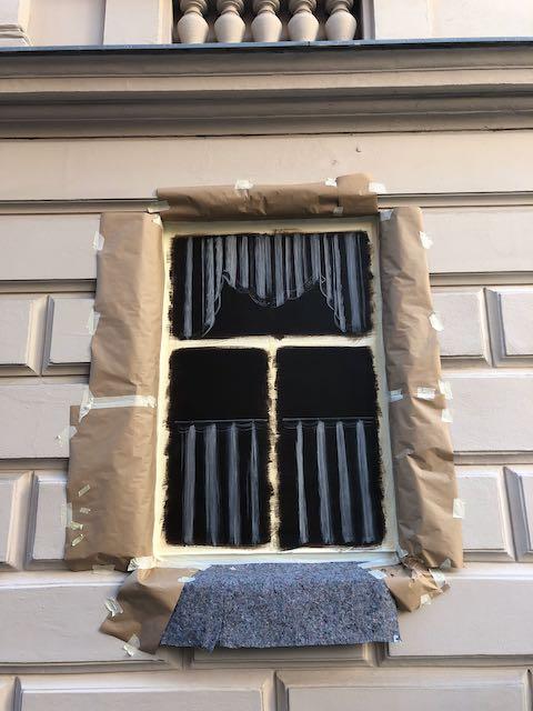Fenster Entstehung