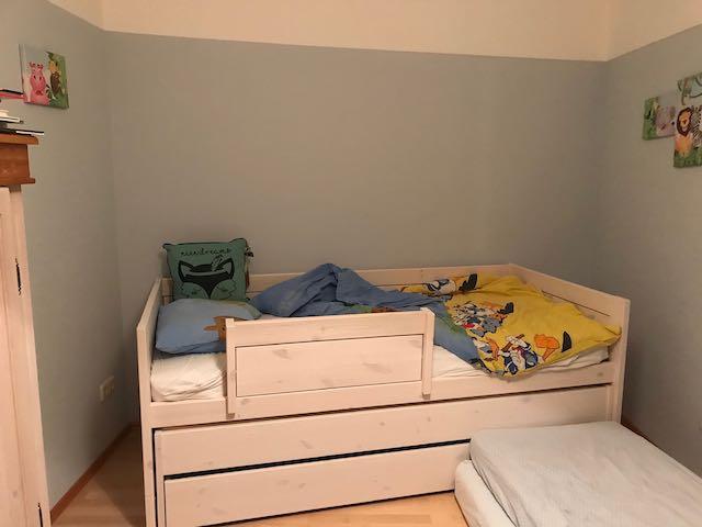 Kinderzimmer vorher