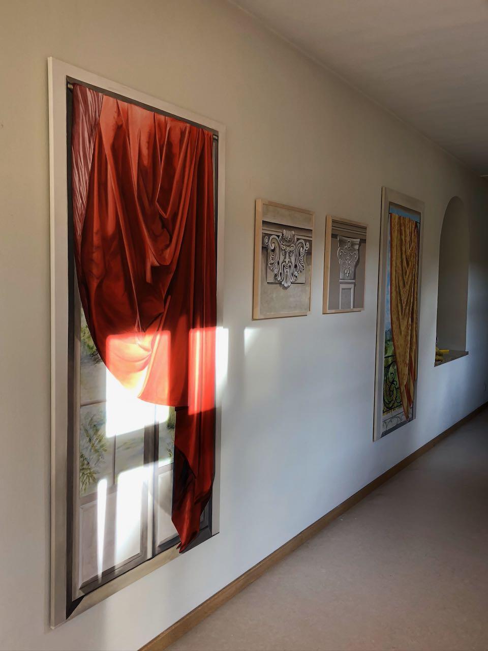 Kunst in Sendling Flur