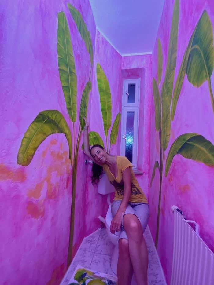 Wandmalerei_Wohnraum_Claudia