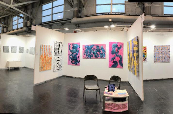 Ausstellungen in 2021: September in München | Oktober in München und Innsbruck | November in Frankfurt | Dezember in Barcelona