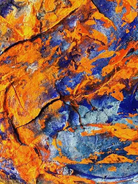 Abstrakte_Kunst_Makro Ansicht